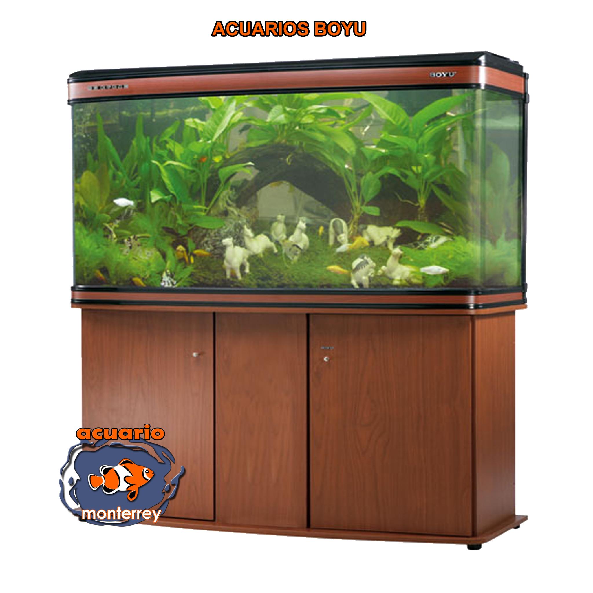 Acuario boyu lh1200 90 galones acuario monterrey for Accesorios para acuarios marinos