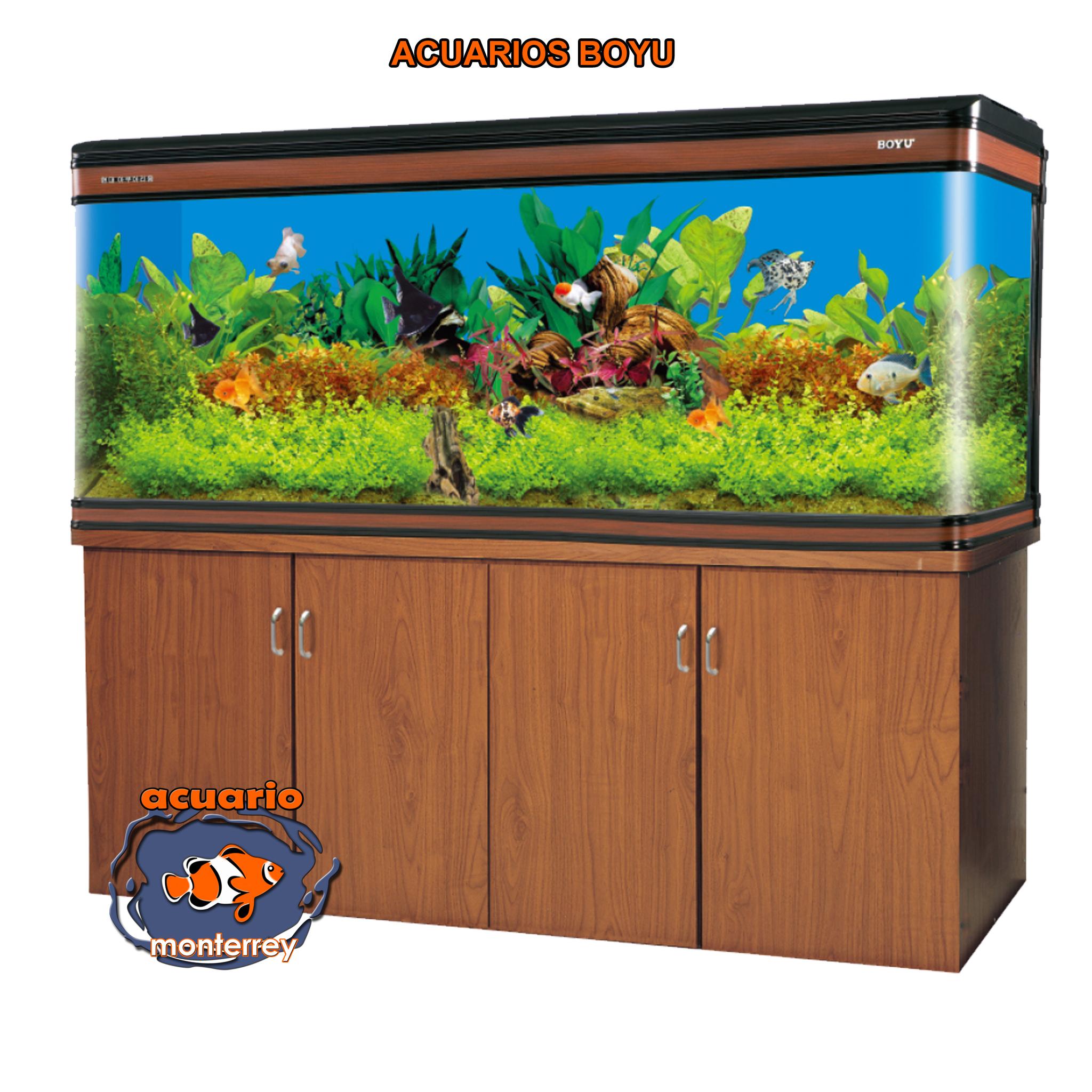 Acuario boyu lz2000 219 galones acuario monterrey for Accesorios para acuarios marinos